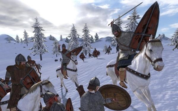 骑马与砍杀战团游戏截图