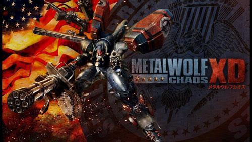 《钢铁苍狼:混沌之战XD》游戏截图