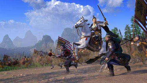 《全面战争三国》游戏截图2