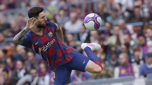 《实况足球2020》游戏截图5