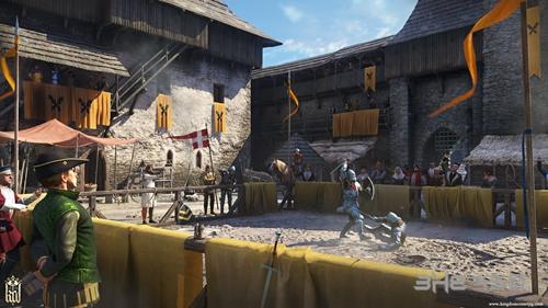 天国:拯救游戏宣传图5