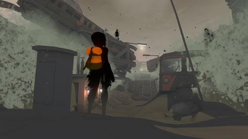 《孤独之海》游戏截图2