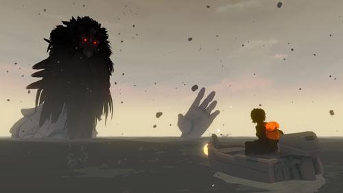 《孤独之海》游戏截图4