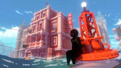 《孤独之海》游戏截图3