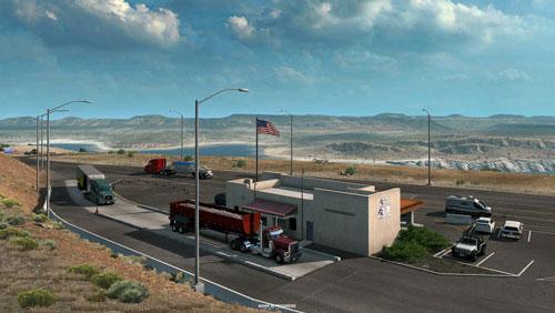 《美国卡车模拟》游戏截图2