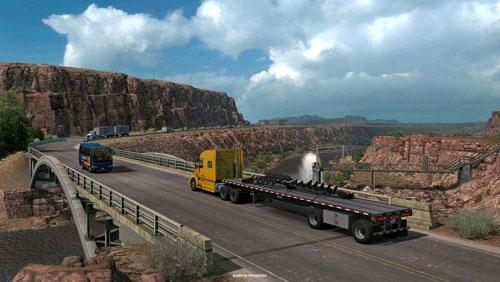 《美国卡车模拟》游戏截图4