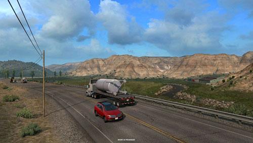 《美国卡车模拟》游戏截图5