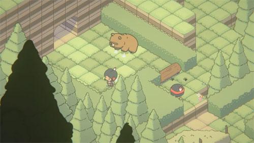 《恐龙猎人逃出迷失峡谷》游戏截图2