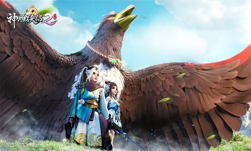 神雕侠侣2宣传画面