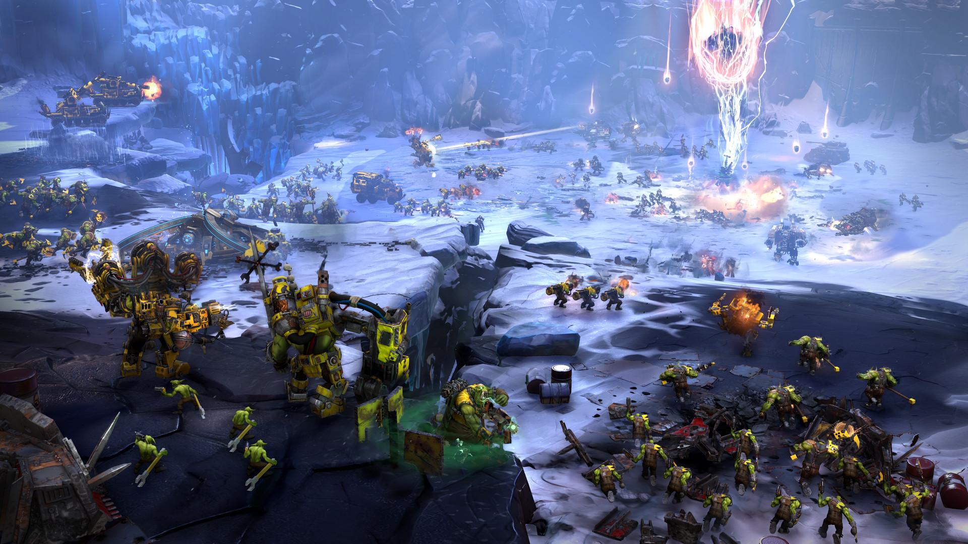 战锤40K战争黎明3游戏截图