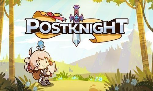 邮差骑士游戏画面