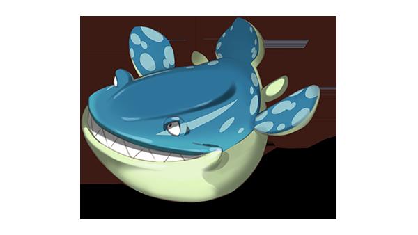 石器时代m鲨鱼系