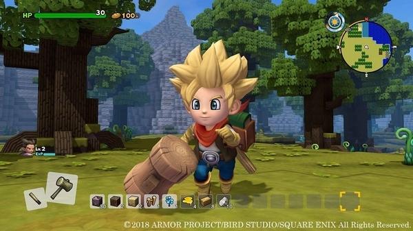 勇者斗恶龙建造者2游戏截图
