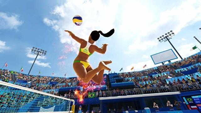 2020东京奥运沙滩排球