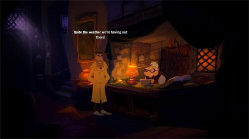 《吉布斯:克苏鲁冒险》游戏截图