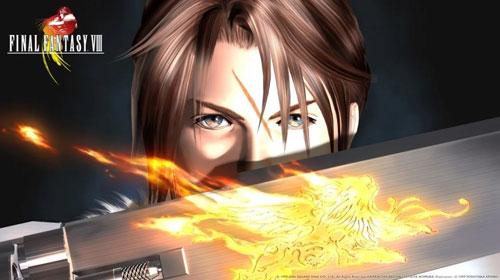 《最终幻想8:重制版》游戏截图2
