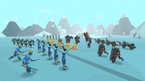 全面战争模拟器游戏截图