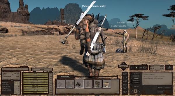 剑士kenshi游戏截图