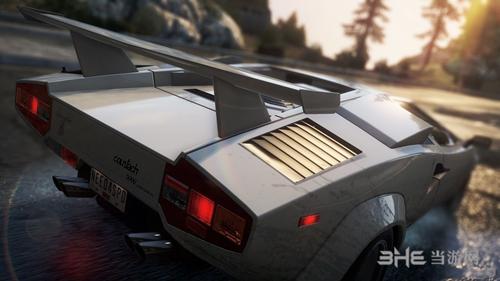 极品飞车17游戏宣传图
