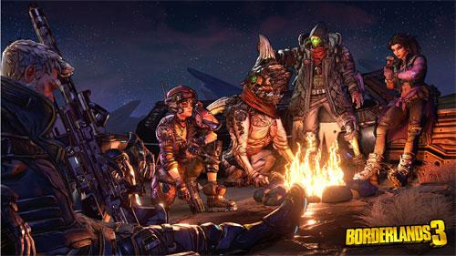 《无主之地3》游戏截图3