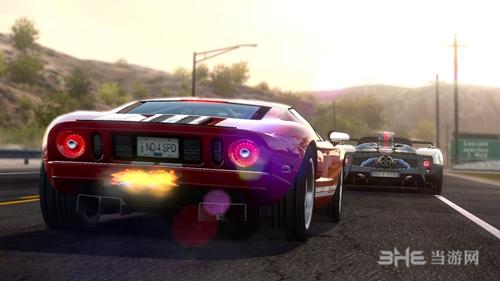 极品飞车14热力追踪游戏宣传图1