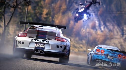 极品飞车14热力追踪游戏宣传图3