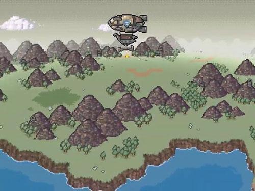 《垃圾王国》游戏截图2