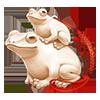 FGO青蛙坠饰