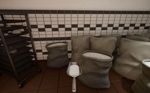 《面包店模拟器》游戏截图3