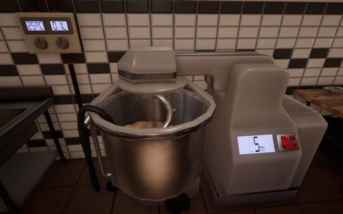《面包店模拟器》游戏截图5