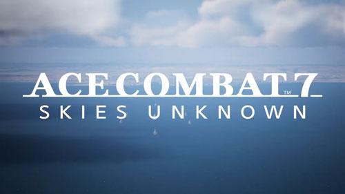 《皇牌空战7:未知空域》游戏截图