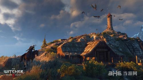 巫师3:狂猎游戏宣传图6