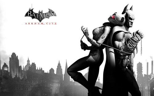 《蝙蝠侠》游戏截图