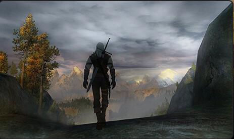 巫师1游戏宣传图