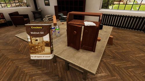 《木工模拟器》游戏截图