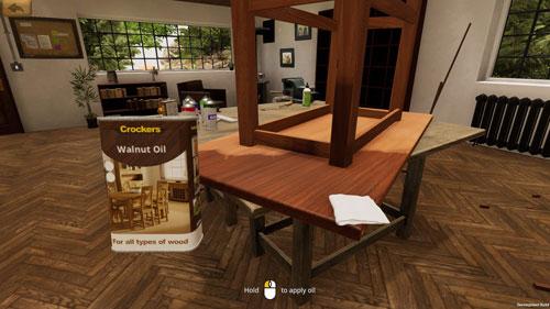 《木工模拟器》游戏截图2