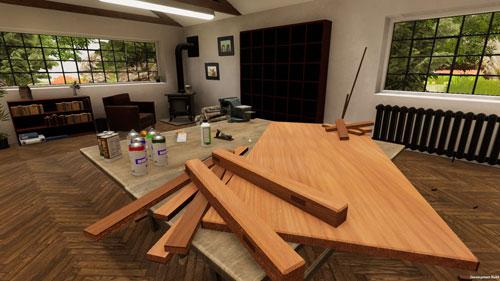 《木工模拟器》游戏截图4