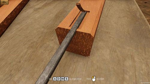 《木工模拟器》游戏截图3