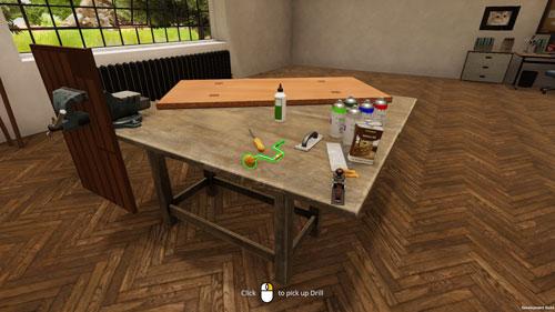 《木工模拟器》游戏截图7