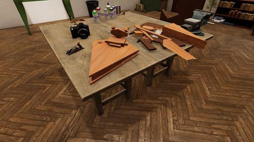 《木工模拟器》游戏截图6