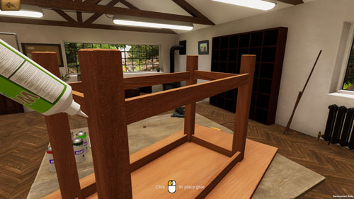 《木工模拟器》游戏截图9