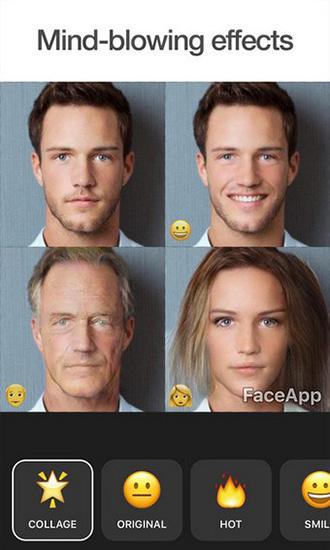 faceapp图1