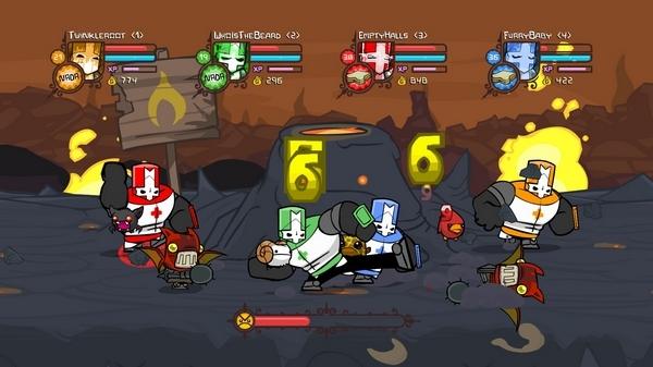 城堡破坏者游戏截图