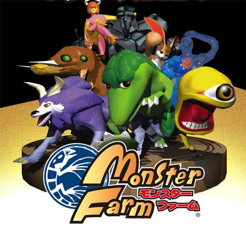 《怪物农场》游戏截图