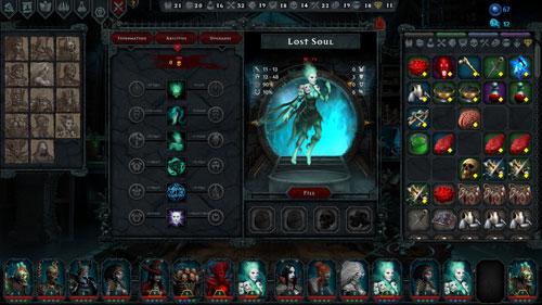 《伊拉图斯:死之主》游戏截图