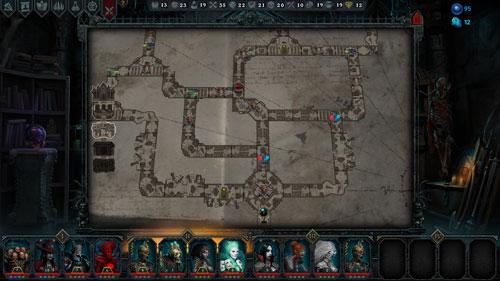 《伊拉图斯:死之主》游戏截图3