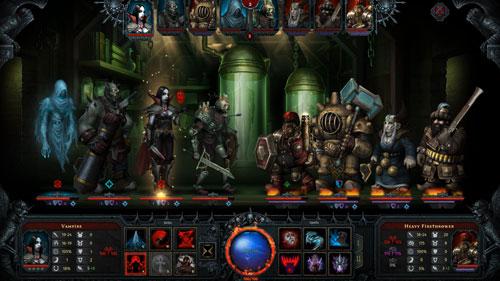 《伊拉图斯:死之主》游戏截图4
