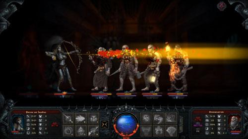 《伊拉图斯:死之主》游戏截图6