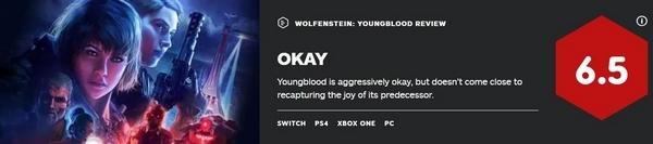德军总部新血脉IGN评分图片
