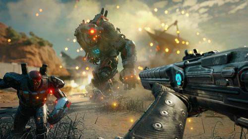 《狂怒2》游戏截图2